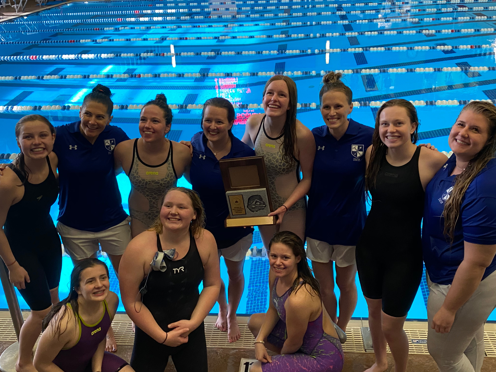 15 Swimmers Qualify for State