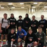 10 Wresters Qualify for State!!