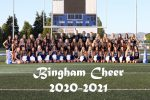 2020-2021 Cheer Team
