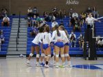 Volleyball vs. Pleasant Grove