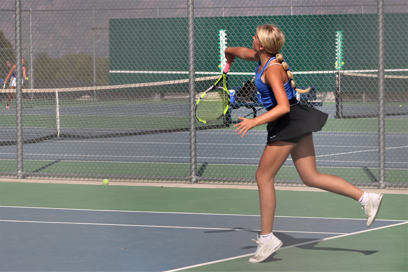 Girl's Tennis Bingham vs. Riverton 9/10/2020