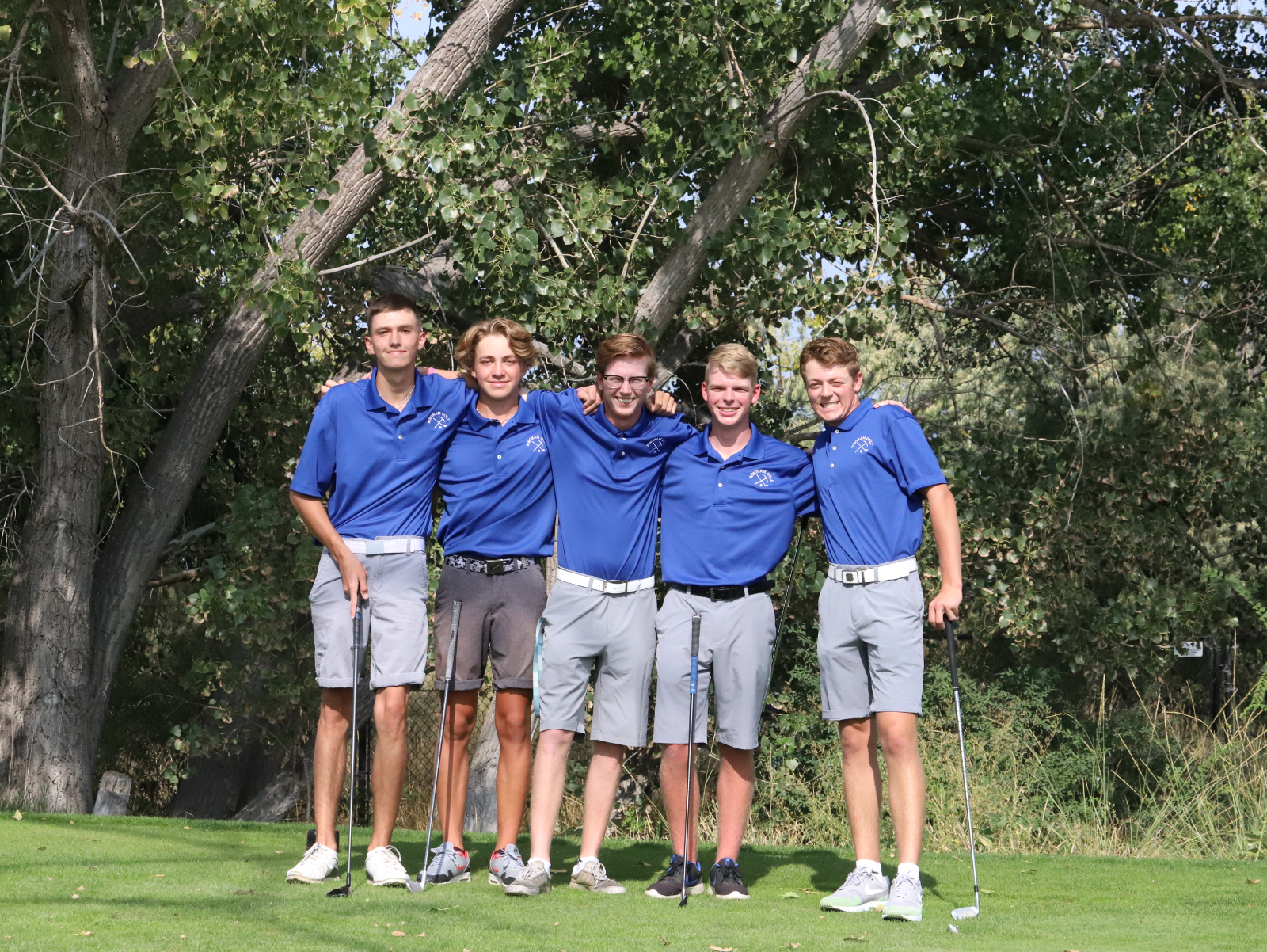 Golf Team Pictures
