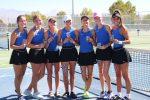 Region Champs! Girl's Tennis @ Riverton
