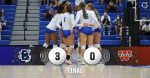 Miners Sweep Warriors in 3 – Advance to Second Round in State Tournament