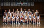 Lady Miner Basketball Team Pics