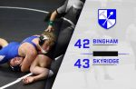 Wrestling vs. Skyridge