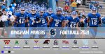FOOTBALL 2021 SCHEDULE RELEASED
