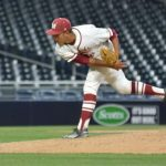 Monte Vista High School Varsity Baseball falls to Santana High School 10-3