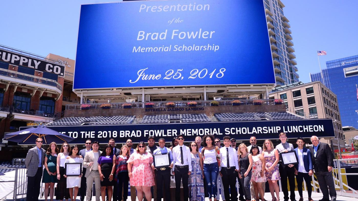 Class of 2018 Graduate, Carissa Zink, Wins Brad Fowler Memorial Scholarship