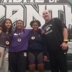 Girls Wrestling – Brought home more metals…