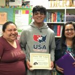 November Student of the Month – Rene Torres
