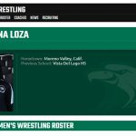 VDL Alumni – Gigi Loza Ranked 13th in NAIA