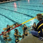 Girls Water Polo Ranked #5 in CIF DIV II