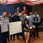 Boy's Volleyball Banquet