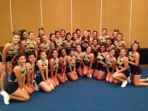 Cheer Summer 2014