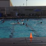 Boys Water polo win tournament