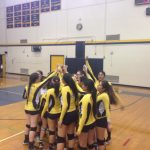 Girls' Volleyball beats BG 3-1