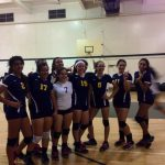Girls Frosh/Soph VB League Champs