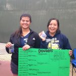 Tennis Doubles League Champs