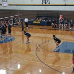 Girl's Volleyball Scrimmages