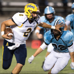 Montebello football's offense takes out Azusa, 41-13