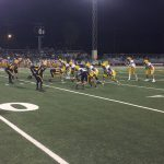 Oilers defeat Coachella Valley 38-14 in opening round