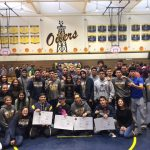 1/30 Week in Sports: Wrestling League Tri Champs