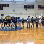 Girls Volleyball teams sweep the Moors