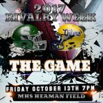 Rivalry Game on 10/13
