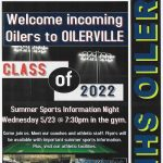 Oilers Sports Informational Night for Incoming 9th graders
