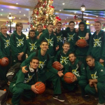 Varsity Boys Basketball at Vegas Tournament