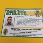 Athlete of the Week – Alex Martin