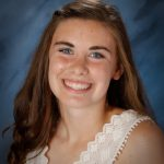 Oregon Pioneer Federal Credit Union Athlete of the week, Isabelle Booth