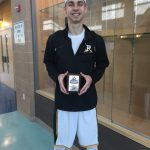 Joseph Jesse named outstanding Player!