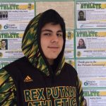 Kevin Villa Athlete of the Week, February 27