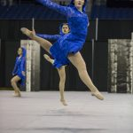 Royal Crowns perform at State Competition