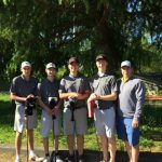 2017 Varsity Golf Team