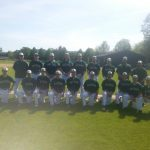 2017 Varsity Baseball Team