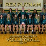 2017 JV Volleyball Team