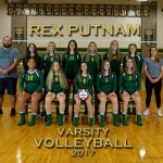 2017 Varsity Volleyball Team