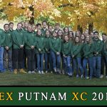 2017 Cross Country Team