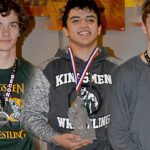 Five Wrestlers head to State this weekend!!