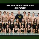 2017/2018 Swim Team