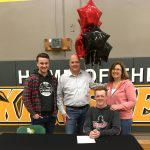 Jacob Bourquein signs with Dominican College in New York to Play Golf