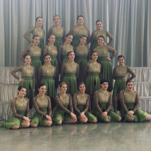 2019 Royal Crowns Dance at State Finals
