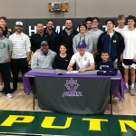 KJ Ruffo signs with University of Portland