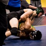 Wrestler Drew Greco featured by OSAA
