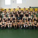 2020 Wrestling team photo