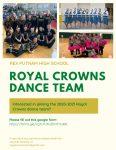 Information for Dance Team