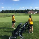 Girls Golf vs. Henryville 8/13/20